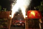 FOTO TAHUN BARU IMLEK : Pesta Kembang Api