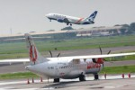 FOTO DAMPAK LETUSAN KELUD : Bandara Juanda Kembali Beroperasi