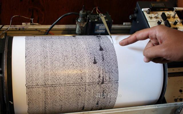GEMPA BUMI : Dieng Dilanda Gempa 3,5 SR, Pusat Gempa di Kedalaman 10 Km