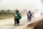 HUJAN ABU SOLORAYA : Hujan Abu Menerpa Klaten, PNS dan Sekolah Tak Diliburkan