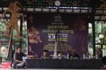 FOTO SARASEHAN SEDULUR LANANG : Mengenang 40 Hari Meninggalnya Slamet Gundono
