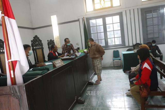 PN Semarang Persulit Sidang Tilang, Ini Alasannya...