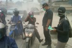 Dinkes dan BPBD Sleman Sebar Ribuan Boks Masker