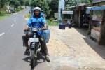 Penjual Air Mineral Jadi Caleg, Bermimpi Sejahterakan Rakyat