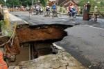 FOTO BANJIR KUDUS : Kerusakan Infrastruktur Akibat Banjir