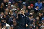 MAN CITY 0-1 CHELSEA : Pellegrini Anggap The Blues Beruntung Bisa Menang