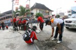 HUT SOLO : Resik-resik Kutha, Simbol Kepedulian Abdi Negara