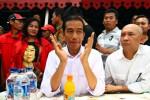 JOKOWI CAPRES : Jokowi: Tak Ada Urusan Capres di Balai Kota