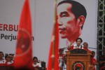 PELANTIKAN JOKOWI-JK : Setelah 10 Tahun, Megawati Kembali ke Gedung MPR