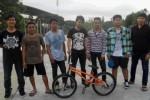 KOMUNITAS BMX FLATLAND : Tak Punya Sepeda Tetap Bisa Gabung...