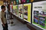 FOTO COMMUNICATION EXPO 2014 : Hasil Karya Bidang Kehumasan