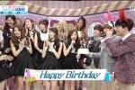 AKTIVITAS GIRLS' GENERATION: Taeyeon SNSD Dapat Surprise Ulang Tahun dari Exo
