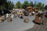 PENGELOLAAN SAMPAH :  Sampah Lebaran 2014 Ditargetkan Normal dalam Sepekan