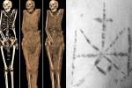KISAH UNIK : Wah, Ada Tato di Paha Mumi Berusia 1.300 Tahun