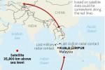 PESAWAT MALAYSIA AIRLINES HILANG : Inilah Teknologi Pencarian MAS MH 370