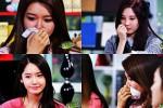 AKTIVITAS GIRLS' GENERATION : SNSD Tangisi Hilangnya Masa Muda di Healing Camp SBS