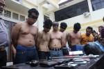 PERAMPOKAN KLATEN : 5 Perampok Sudah 4 Kali Rampok Minimarket Solo-DIY