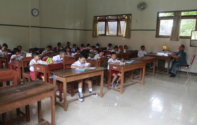 Hari Ini Mulai Ujian SD Di Boyolali, 2 Sekolah Ini Dapat Perhatian Khusus