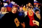 REFERENDUM CRIMEA :  Uni Eropa Sebut Referendum Crimea Ilegal