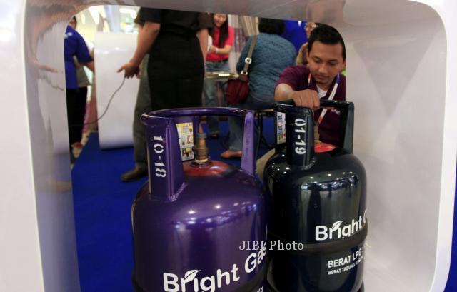 Harga Elpiji Naik Gas 12 Kg Mulai Diberlakukan Bright Gas Menyusul