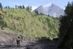 Kronologi Pengunjung Terpeleset Dan Jatuh Dari Tebing Setinggi 80 Meter di Kalitalang Klaten