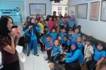 FOTO KUNJUNGAN MEDIA : PGTK Sekolah Alam Mutiara Hati Kunjungi Solopos