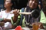 KULINER SOLORAYA : Wedang Jahe Klaten, Pas Saat Dingin