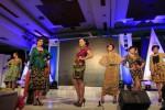 FASHION SHOW : 124 Busana Batik Sragen Diperagakan Model Profesional
