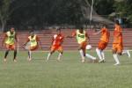 FOTO PERSIS SOLO :  Latihan Persiapan Hadapi Persipur