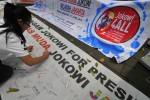 Ada Keluarga Wiji Thukul dalam Deklarasi Seknas Muda Jokowi