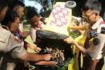FOTO KEMAH BUDAYA NASIONAL : Solo Bersiap Sambut Pramuka se-Indonesia
