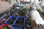FOTO PLASTIK DAUR ULANG : Sampah Plastik untuk Ekspor