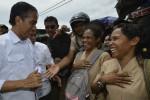 Kampanye di Jayapura, Jokowi Ngomong Berat Badan