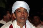VIDEO UNIK : Ini Video Pelangi Soroti Poster Jokowi di Solo, Pertanda Apakah?