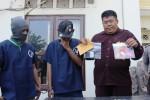 KASUS NARKOBA : Cari Sabu-Sabu di Depan Sekolah, 2 Pria Klaten Diringkus