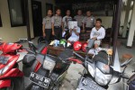 PENCURIAN JATENG : Kaki Didor, Spesialis Curanmor Dibekuk Polisi Pekalongan