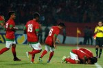 TIMNAS U-19 VS MYANMAR : Evan Dimas-Zulfiandi Isi Lini Tengah, Muchlis Ujung Tombak