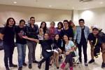 "GRAND FINAL INDONESIAN IDOL 2014 : Jelang Spektakuler Show, Ihsan Unggah Foto ""Reuni"" Jawara Idol"