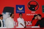 KABINET JOKOWI-JK : Elite Partai Koalisi Jokowi-JK Merapat ke Rumah Megawati