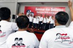 FOTO JOKOWI CAPRES : Alumni UNS Dukung Jokowi