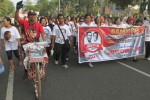 FOTO JOKOWI CAPRES : Pendukung Jokowi Abaikan Larangan