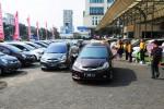 FOTO WISATA PLUS HONDA MOBILIO : Pemilik Honda Mobilio Dididik Hemat BBM