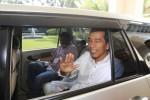 JOKOWI CAPRES : Jokowi Berangkat ke Subang, Mau Umumkan Cawapres?