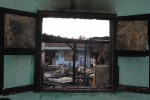 PERISTIWA UNIK JEMBER : Orang Ini Bakar Rumahnya Sendiri, Inilah Penyebabnya