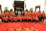 THOMAS CUP-UBER CUP : Presiden SBY Lepas Kontingen Thomas dan Uber Cup