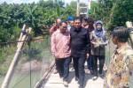 Warga Swadaya Bangun Jembatan Rp150 Juta, Wabup Sragen Malu