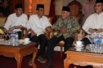 PILPRES 2014 : Kunjungi Sultan Kutai, Jokowi Bicara Nasib Keraton