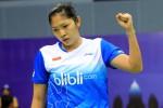 THOMAS CUP - UBER CUP 2014 : Linda Wenifanetri Buka Jalan Tim Uber Indonesia