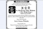 "KAMPANYE HITAM CAPRES : PDIP Laporkan ""RIP Jokowi"" ke Mabes Polri"