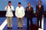 PILPRES 2014 : Survei: Selisih Elektabilitas Pasangan Jokowi-JK dan Prabowo-Hatta 3,4%, Siapa Unggul?